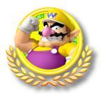 Wario(Mario Tennis Open)