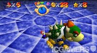 Bowser Mario-64