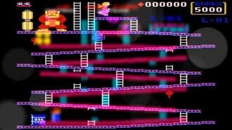 Let's Compare Classic ( Donkey Kong )