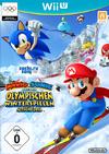 Mario und Sonic bei den Olympischen Winterspielen Sotschi 2014 Packshot