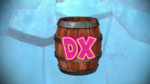 DKCTF Artwork DX-Fass