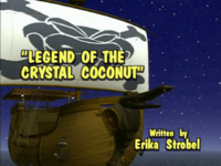 Legend of the Crystal Coconut