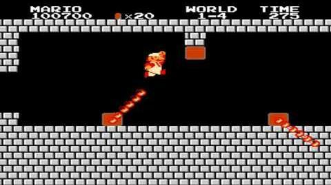 Super Mario Bros. - World 1-4