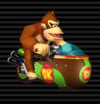 Torpille Donkey Kong