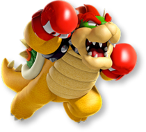 Art Bowser Mario & Sonic 2016