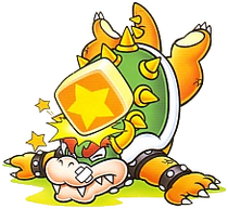 Art Bowser Tetris Attack