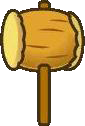 Hammer (Paper Mario- The Thousand Year Door)