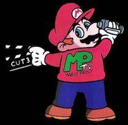 Mario Filming