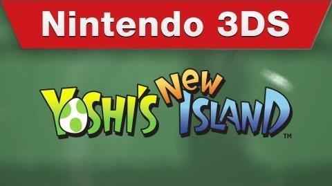 Nintendo 3DS - Yoshi's New Island E3 Trailer