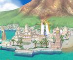 Place Delfino - SSBB