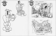 Conception Super Mario Bros. - Les aventures de Sherlock Mario 2
