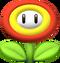 Fleur de feu - NSMB