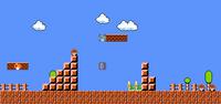 SMB World 2-1 NES 1