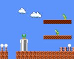 SMB World 7-1 NES 2
