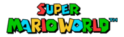 Super Mario World Logo