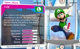 Luigi stats