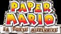PaperMarioLaPorteMillénaire-Logo