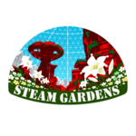 Steam Gardens Bumper Sticker