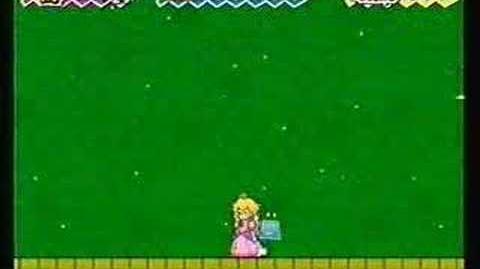 Super Paper Mario Battle Dimentio
