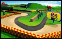 Autodrome Mario - MK64