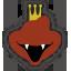 Icône King K. Rool rouge Ultimate