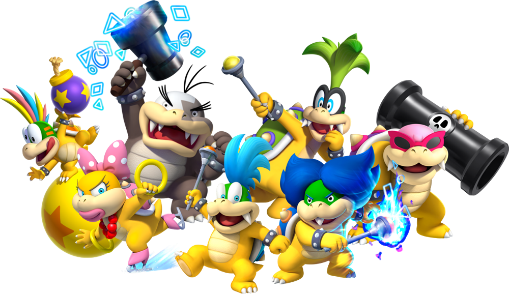 Koopalings | MarioWiki | FANDOM powered by Wikia on kano world map, nintendo world map, ventus world map, kirby world map, super mario galaxy world map, mushroom world map, dracula world map, shadow the hedgehog world map, super mario kart world map, raphael world map, sly cooper world map,