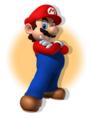 MKAGP2 Artwork Mario
