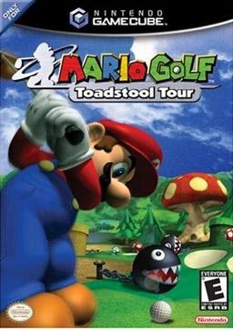 Mario Golf: Toadstool Tour   MarioWiki   FANDOM powered by Wikia