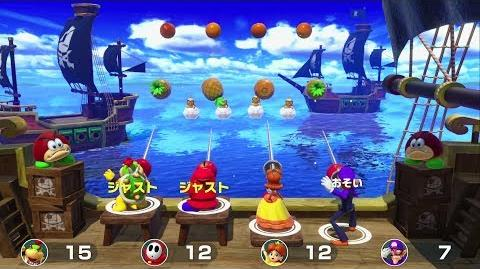 Super Mario Party - Take a Stab