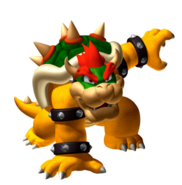 Bowser en Mario Party