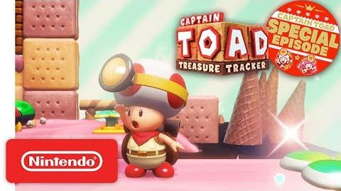 Captain Toad Treasure Tracker - Special Episode DLC Launch Trailer - Nintendo Switch-1