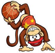 MSB Artwork Diddy Kong