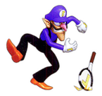 MT64 Artwork Waluigi