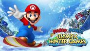 Mario Voice Clips Mario & Sonic at the Olympic Winter Games