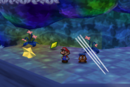 Star Piece At Shooting Star Summit (Paper Mario)