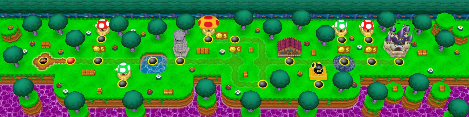 Image world 4 map view new super mario brosg mariowiki world 4 map view new super mario brosg gumiabroncs Gallery
