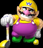 Wario (Mario Golf World Tour)