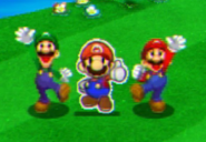 Mario Luigi Paper Mario PJB