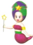 Mushroom Jeanie