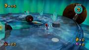 SMG Screenshot Eisvulkan-Galaxie 2