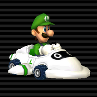 Super Bloups Luigi