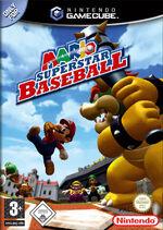 Verpackung Mario Superstar Baseball