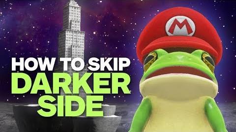 Crazy Glitch Lets You Skip Super Mario Odyssey's Longest Level