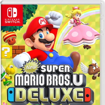 New Super Mario Bros U Deluxe Mariowiki Fandom