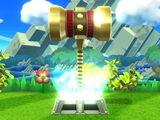 Goldener Hammer