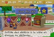 Badge coup min def