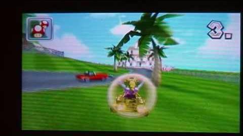 Mario Kart 7 - Wuhu-Rundfahrt