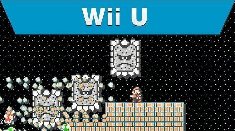 Super Mario Maker Trailer