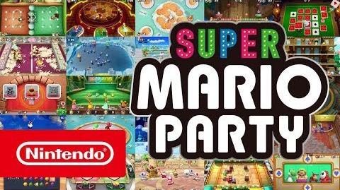 Flashangel/Super Mario Party para Nintendo Switch presentado en el E3
