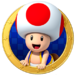 Toad CG icon